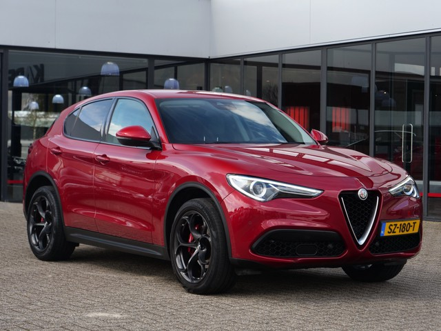 Alfa Romeo Stelvio 2.0 T AWD Super | NL auto | adapt cruise | harman&kardon | camera | leder..