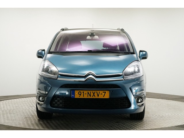 Citroen Grand C4 Picasso 1.6 THP Automaat Exclusive 7-persoons Clima Trekhaak Panodak Cruise DVD