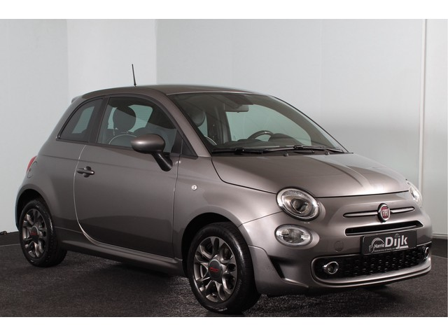 Fiat 500 1.2 70 PK Sport | Cruise | PDC | App. Connect | Auto. Airco | LM |