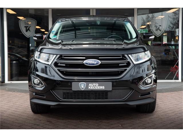 Ford Edge 2.0 TDCI Sport Navigatie Verkeersbordherkenning Parkeerhulp Achteruitrijcamera Zondag a.s. open!