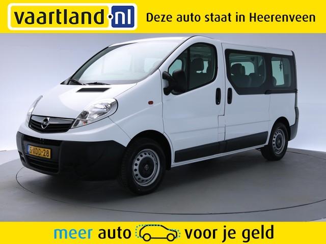 Opel Vivaro 2.0 CDTI 8 personenbus [ airco cruise trekhaak ]