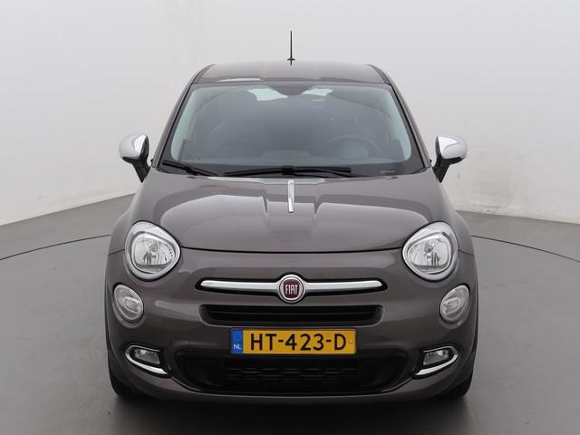 Fiat 500X 1.4 Turbo MultiAir PopStar 140pk Automaat | Navigatiesysteem | Climate Controle | Cruise Controle | Parkeersensoren |