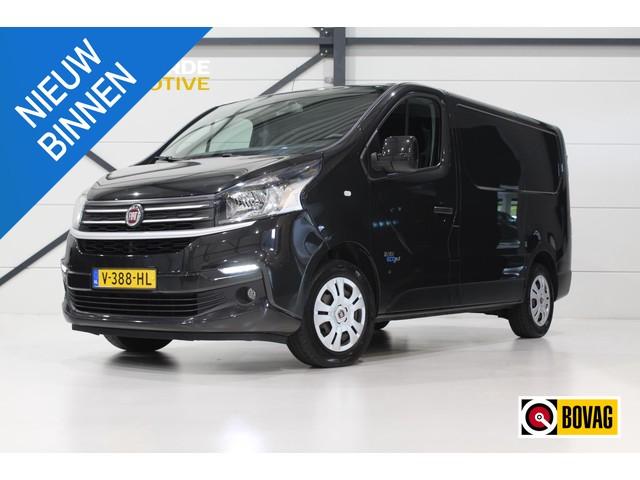 Fiat Talento 1.6 MJ EcoJet L1H1 SX Trekhaak  | Navigatie | Zwart