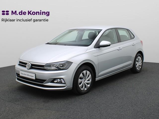 Volkswagen Polo 1.0TSI 96PK Comfortline Executive · Navigatie · DAB · Ad.cruise control