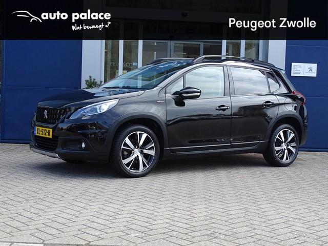 Peugeot 2008 1.2 PureTech 110pk EAT6 GT-Line | Navigatie | Camera | Panoramadak | GripControl