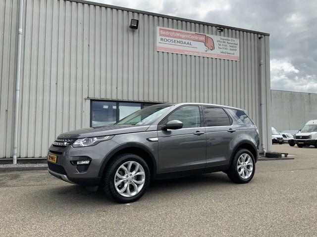 Land Rover Discovery Sport 2.0 TD4 HSE Grijs Kenteken Volle Auto