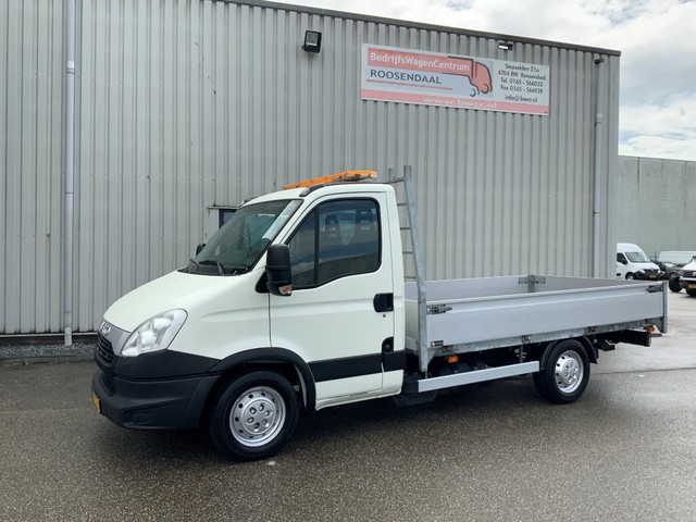 Iveco Daily 35 S 14G 345 CNG .Gas Pick Up.3 Zits Trekhaak.3500 kg