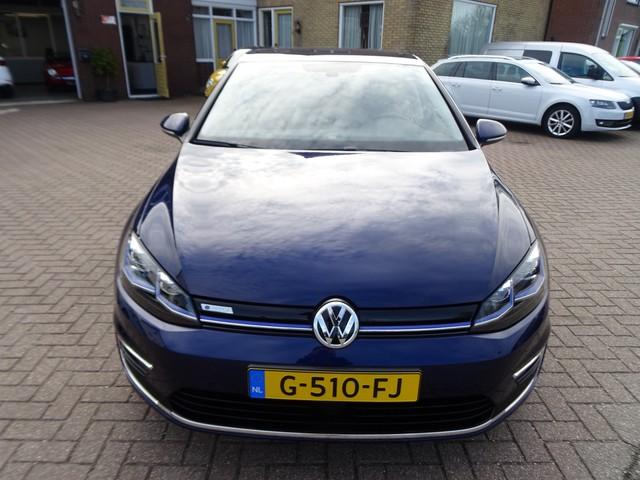 Volkswagen e-Golf e-Golf EX.BTW, Warmtepomp,11998km, NL. Auto