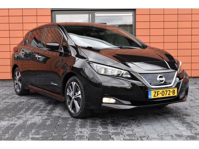 Nissan Leaf N-Connecta 40 kWh Camera Navigatie