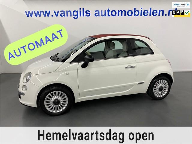 Fiat 500C 1.2 Pop CABRIOLET | AUTOMAAT | PARKEERSENSOREN | LM VELG |
