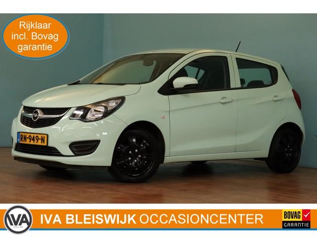 Opel KARL 1.0 ecoFLEX Edition | 5DRS | AIRCO | CRUISE | BLUETOOTH