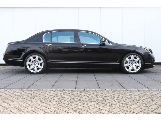 Bentley Continental Flying Spur 6.0 W12 | 561 PK | NAVI | LEDER | SCHUIFDAK | CRUISE | CLIMATE | LMV | XENON |