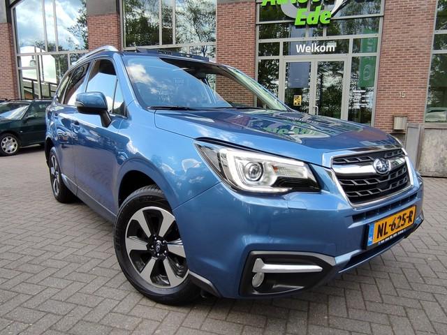 Subaru Forester 2.0 Premium -Lederen bekleding-Panoramadak-Achteruitrijcamera-Stoelverwarming-Navigatie
