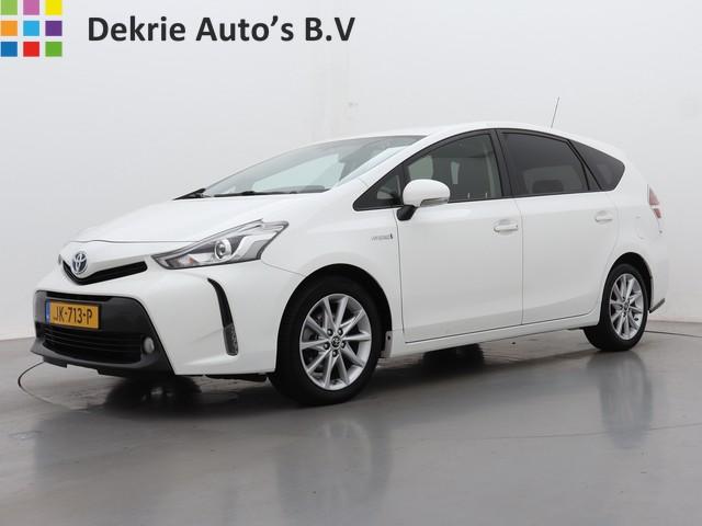 Toyota Prius+ 1.8 Aspiration AUTOMAAT 7 PERS.   NAVI-CAMERA   CRUISE CTR.   AIRO-ECC   NAVI   HALF-LEDER   LED   LMV   * APK 04-2022 *