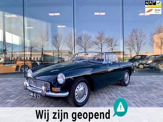 MG B 1.8 Roadster Cabriolet   1964   Lepeldeur   Origineel NL