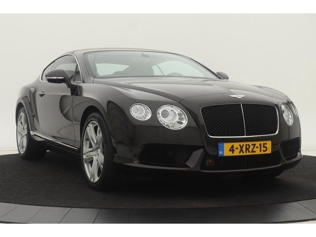 Bentley Continental GT 4.0 V8 GT Mulliner | Origineel NL | Camera | Elektrische klep | Xenon | Leder | Navigatie | Stoelventilatie | CD-wisselaar
