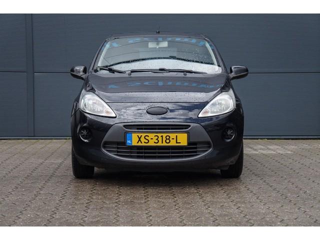 Ford Ka 1.2 Cool & Sound start stop Airco Nieuwe apk Radio Nette auto!