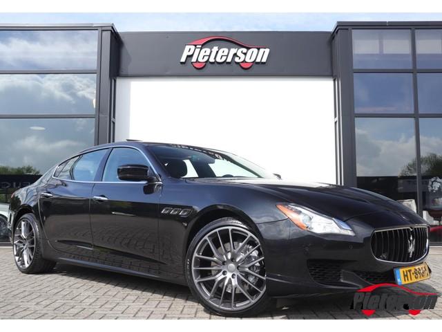 Maserati Quattroporte 3.0 D V6 SCHUIFDAK CAMERA LEDER