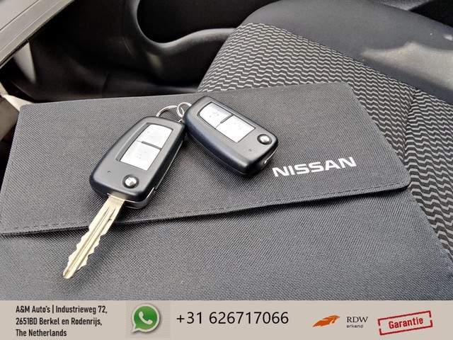 Nissan Pulsar 1.2 DIG-T N-Connecta|Parelmoer|Automaat|Camera