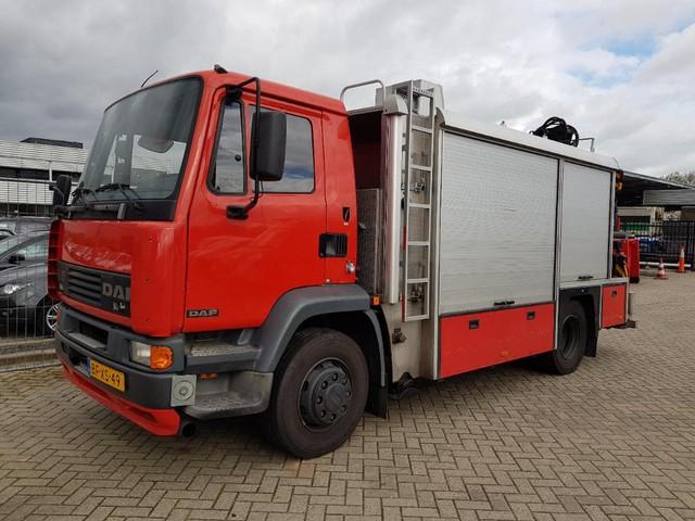 DAF Ae55ce **kraanwagen-autokran-crane-grua de coche