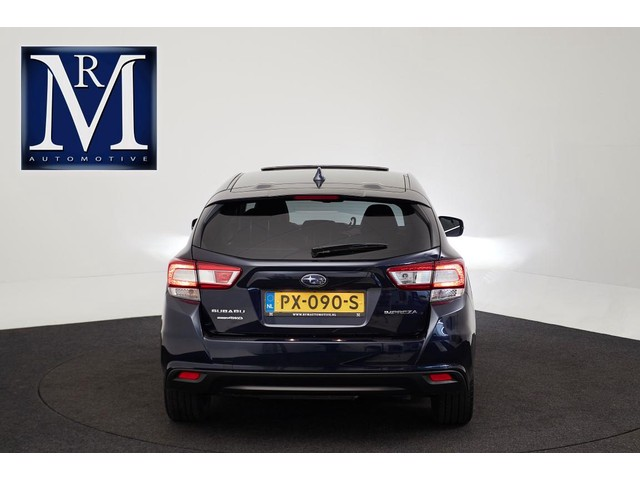 Subaru Impreza 1.6I 4WD PREMIUM Automaat   Org. NL NAP km   ADAPT. CRUISE   OPENDAK   DEALER ONDERHOUDEN  