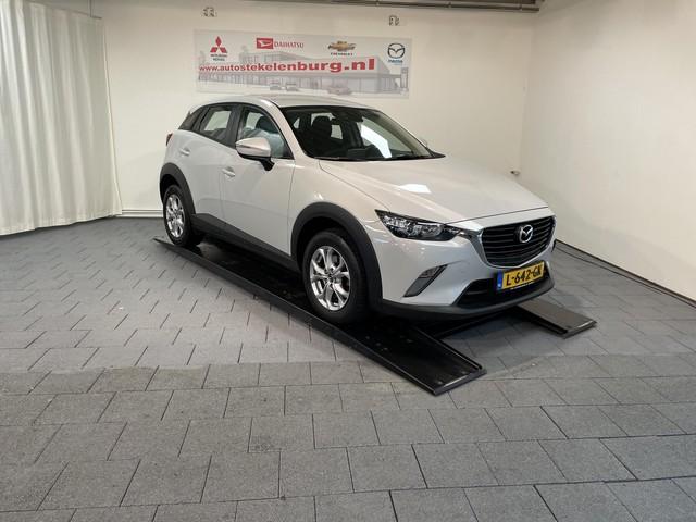 Mazda CX-3 2.0 SkyActiv-G 120 TS