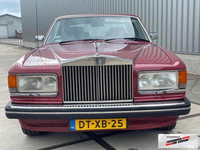 Rolls-Royce Silver Spirit 6.8 1981 Belastingvrij Nette auto Nieuwe APK