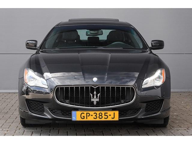 Maserati Quattroporte 3.0D Schuifdak Leer Camera Carbon 20
