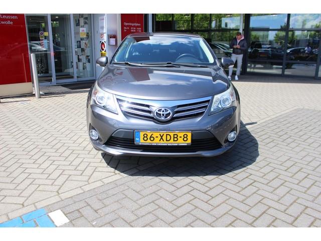 Toyota Avensis 1.8 DYNAMIC BUSINESS 1E EIG NL-AUTO NAVI