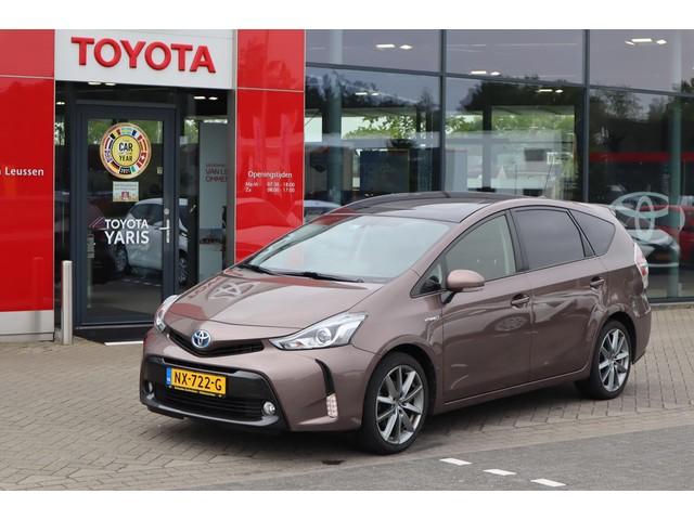 Toyota Prius+ 1.8 HYBRID BUSINESS PLUS NAVI PANODAK NL-AUTO