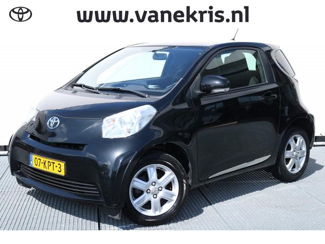 Toyota iQ 1.0 VVT-i Black Edition, Airco, Dakspoiler