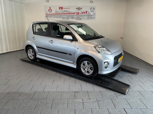 Daihatsu Sirion 2 sport