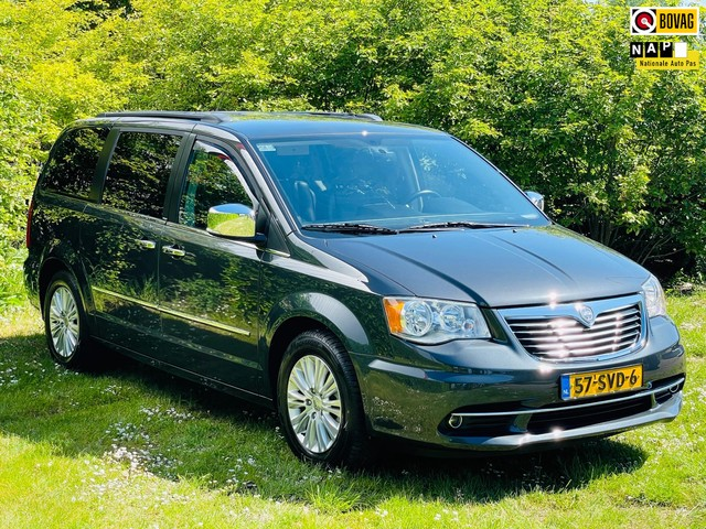 Chrysler Grand Voyager 3.6 V6 Stow&Go NL Auto Alle opties Marge auto