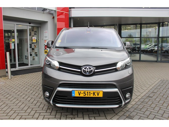 Toyota ProAce DUBBEL CABINE DYNAMIC AUTOMAAT NAVI XENON