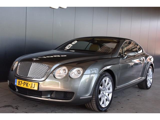 Bentley Continental GT 6.0 W12 Coupe | Origineel Nederlands | 561PK | YOUNGTIMER