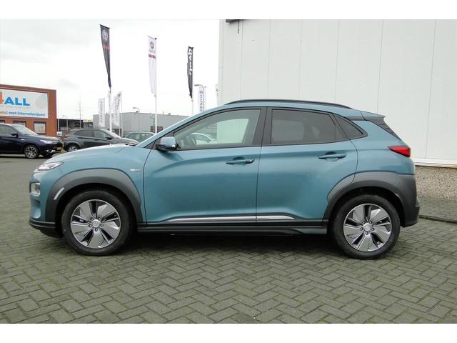 Hyundai Kona EV 64 kWh 204pk 2WD Aut. Premium   8% Bijtelling Binnen een week rijden