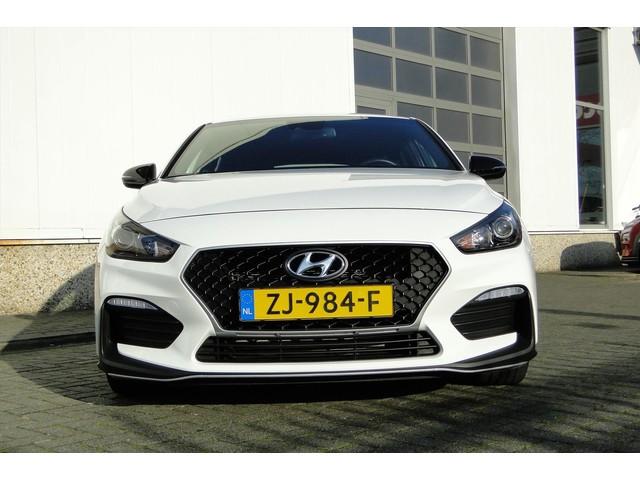 Hyundai i30 Fastback 1.4 T-GDI 140pk N-Line