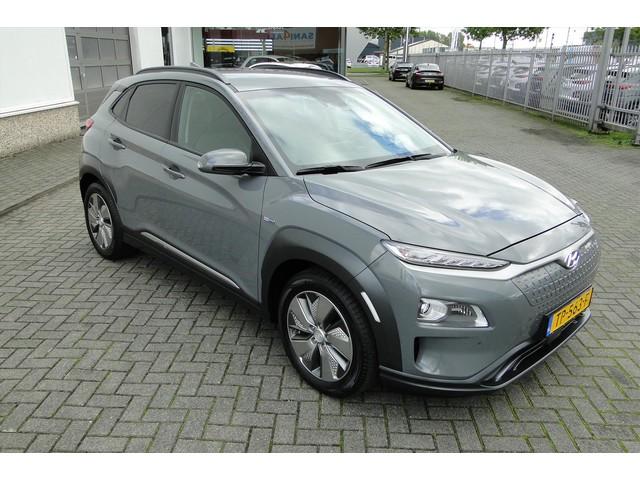 Hyundai Kona EV 204pk 64Kw 2WD Aut. Premium (PRIJS € 31.900,-   Met Subsidie € 29.900,-)