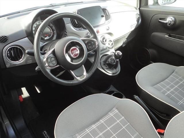 Fiat 500 1.2 69pk Lounge GROOTSCHERM APPLE CARPLAY 