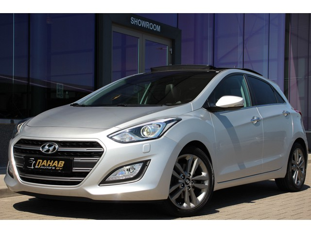 Hyundai i30 1.6 GDI i-Vision   Vol Opties!