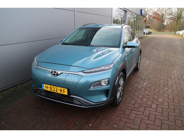 Hyundai Kona EV 204pk 2WD Aut. Premium 8% Bijtelling!