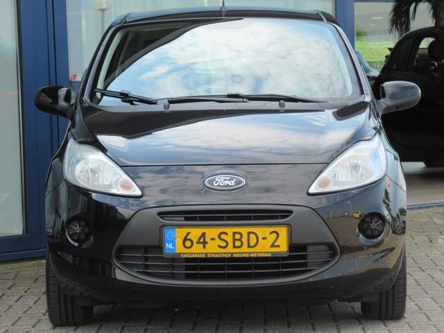 Ford Ka 1.2 Cool & Sound, Airco   Radio + CD   Lichtmetalen velgen