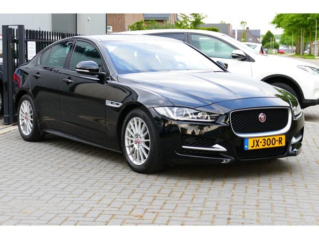 Jaguar XE 2.0 D Euro-6 R-Sport Panodak, Xenon Led, Camera, Half Leer, navi, Clima, Cruise, PDC V+A