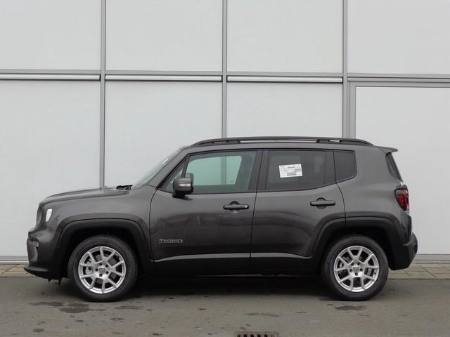 Jeep Renegade 120pk Limited | €4637 VOORDEEL! | AIRCO | NAVIGATIE |
