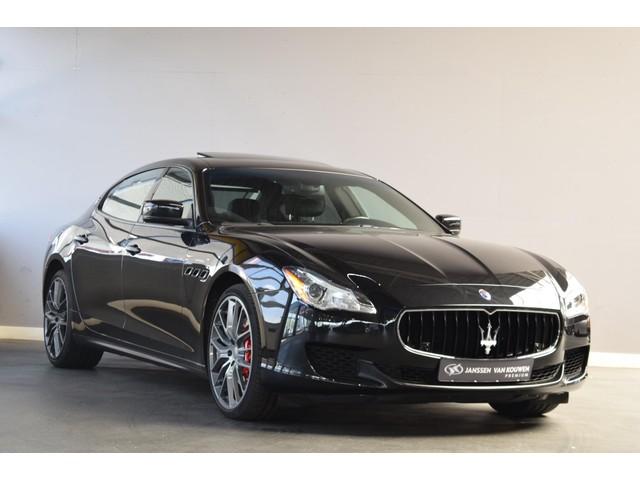 Maserati Quattroporte 3.0 S Q4   Dealeronderhouden   Uitstraling