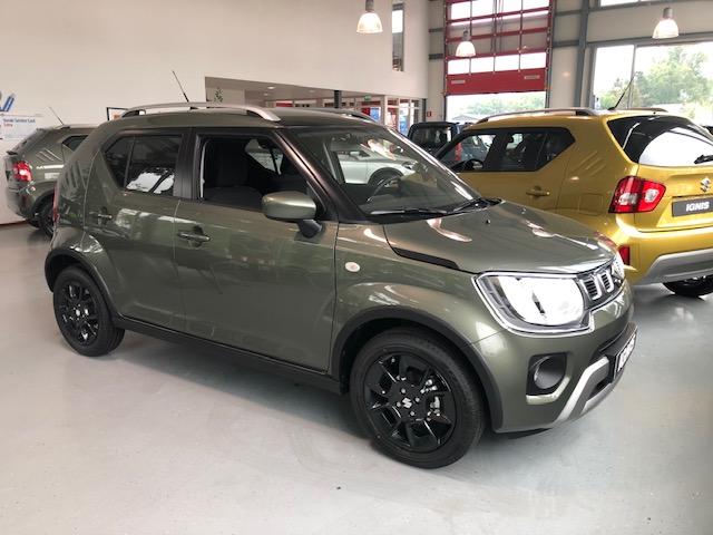 Suzuki Ignis 1.2 Smart Hybrid Select Airco, Elra voor, Stoelverwarming voor