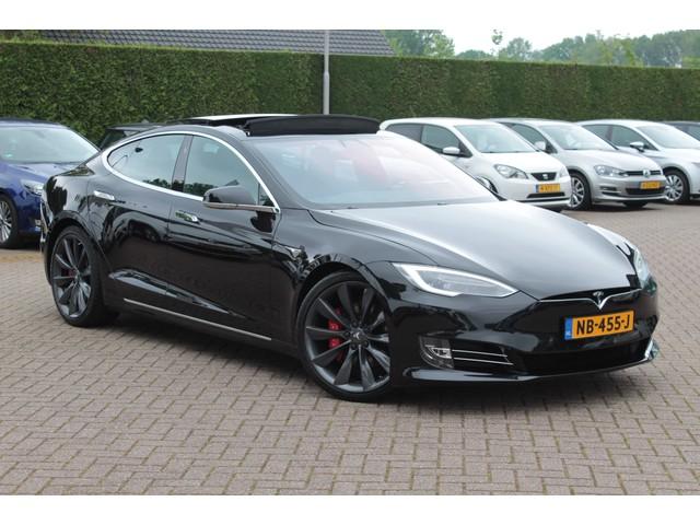 Tesla Model S 100D Performance Excl. BTW   Ludicrous+   Autopilot 2.0   Panoramadak   Rondom camera   Carbon