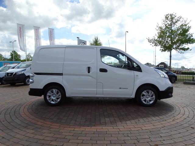 Nissan E-NV200 Business 40 kWh | NAVI | CAMERA | VENTILATIE LAADRUIMTE