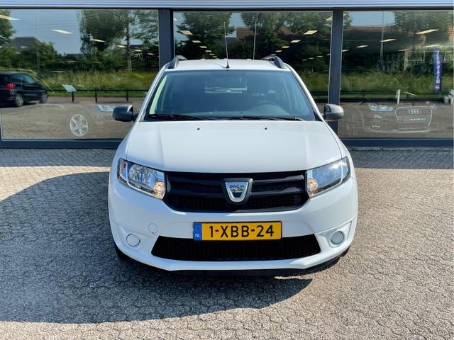 Dacia Logan MCV 0.9 TCe Ambiance | Inch. garantie en onderhoud