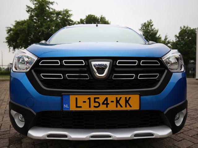Dacia Dokker 1.2 TCe S&S Limitee Stepway (Vol-Opties!) 18.000 ORG.-KM
